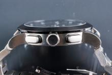 Lot 376: MOVADO Swiss Made Chronograph RV $1495