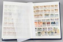 Lot 388: Small Album with Assorted Stamps