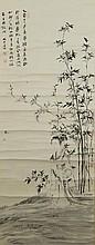 Painting of Lady Attributed Zhang Daqian & Xu Cao