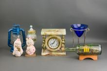 7 PC Assorted Decorative Items