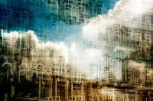 Cloud Burst | Original Fine Art