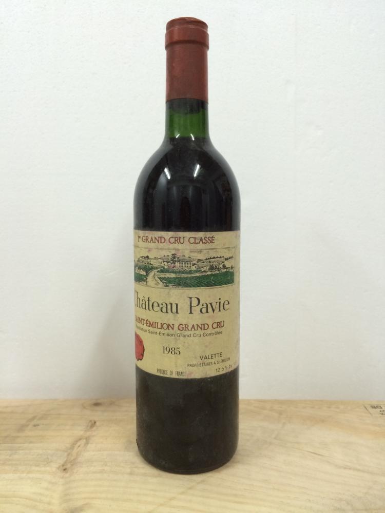 PAVIE 1985