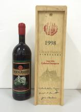 GRACE FAMILY VINEYARD CABERNET SAUVIGNON ESTATE (SPECIAL EDITION)   1998