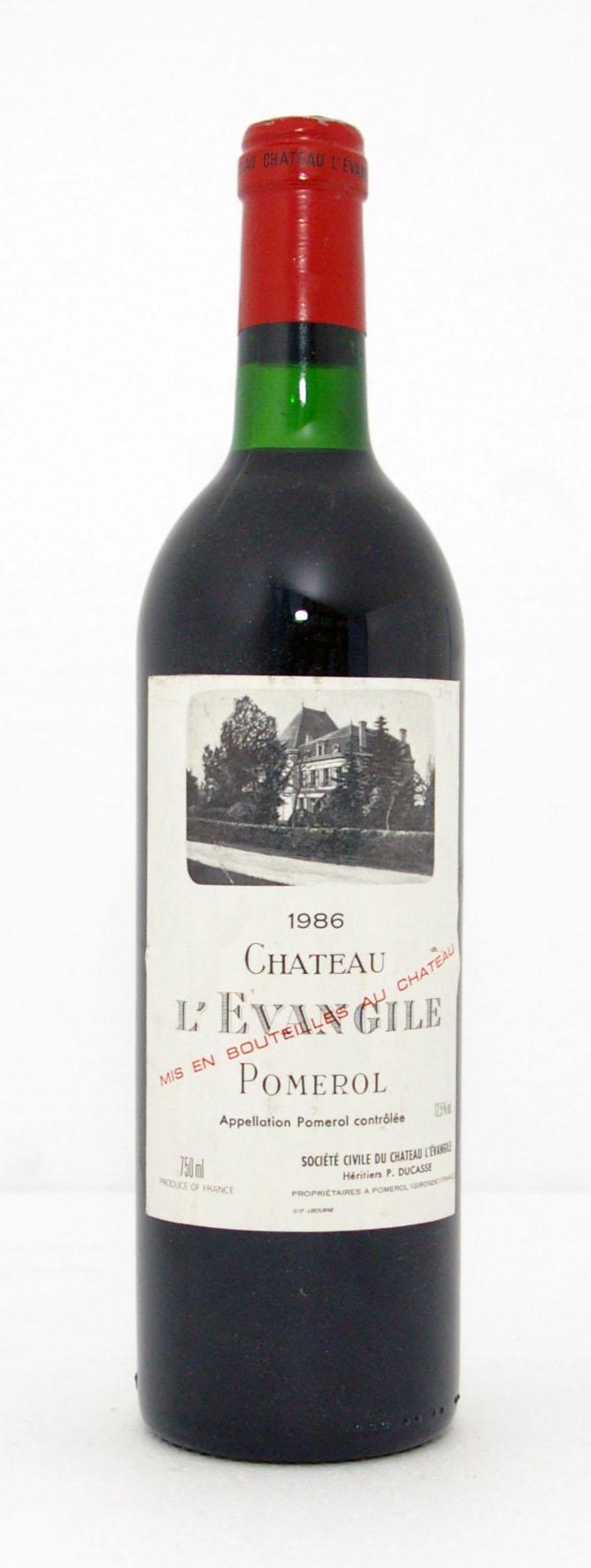 L' EVANGILE   1986