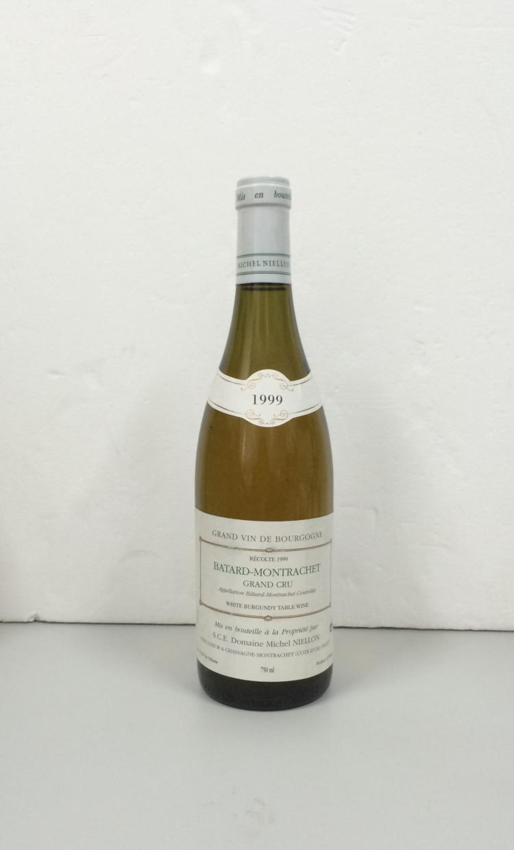 DOMAINE MICHEL NIELLON BATARD-MONTRACHET GRAND CRU 1999
