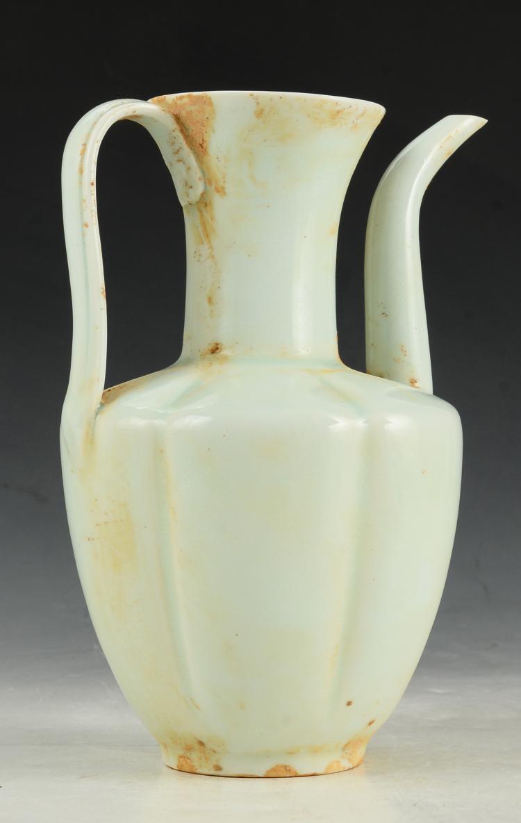 Chinese Yin Qing Pot