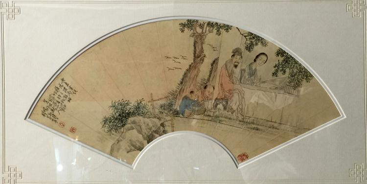 Qian Huian£¨1833-1911£©£¬Figure