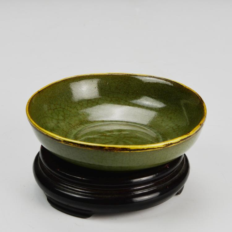 Chinese Ru Yao Wear Bowl