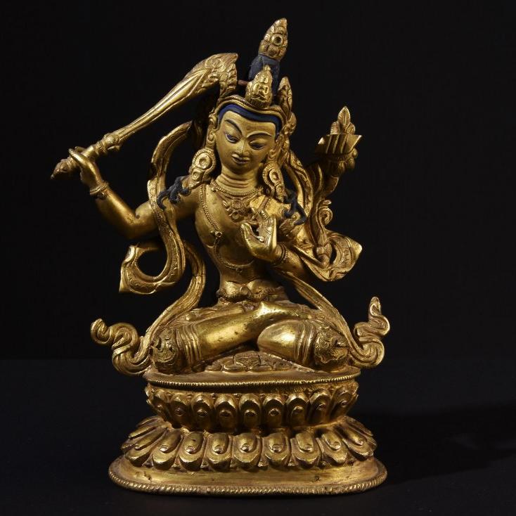 пробу духов антиквариат нефрит будда статуэтки женские