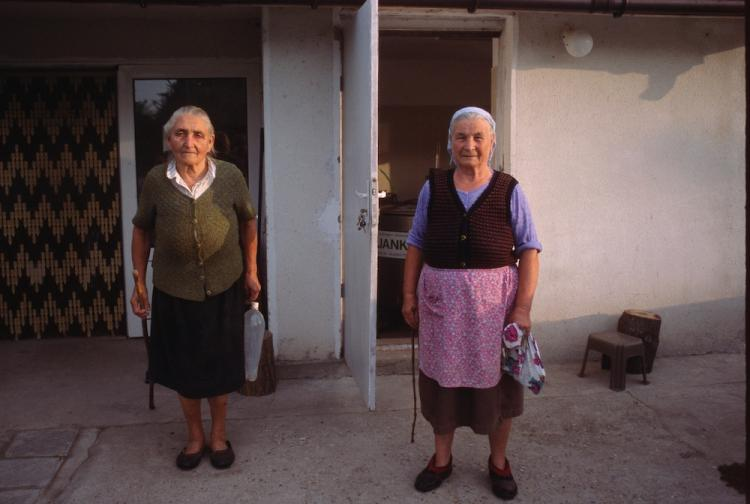 Two Women, Bulgaria