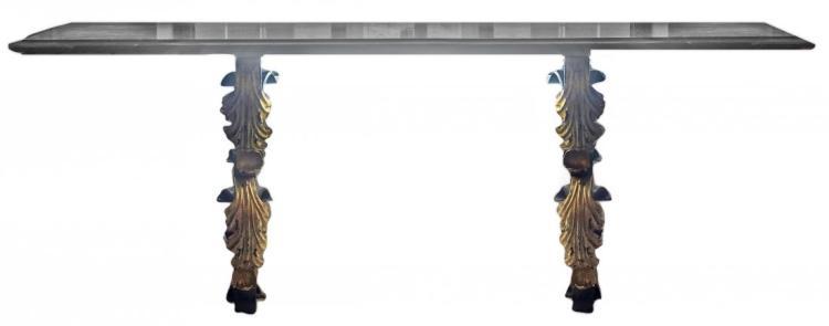 Paul Poiret Style Console Table