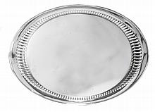 AMERICAN SILVER TRAY
