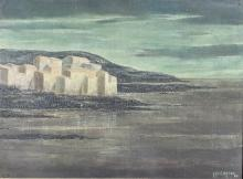 Jean-Pierre CAPRON (1921-1997) oil on canvas