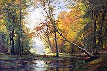 CARL FREDERIK AAGAARD (DANISH, 1833-1895) CIRCA 1880