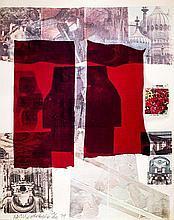 Robert Rauschenberg, (American, 1925- 2008)