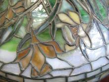 "Lot 57: A Very Fine Tiffany ""Daffodil"" Table Lamp"