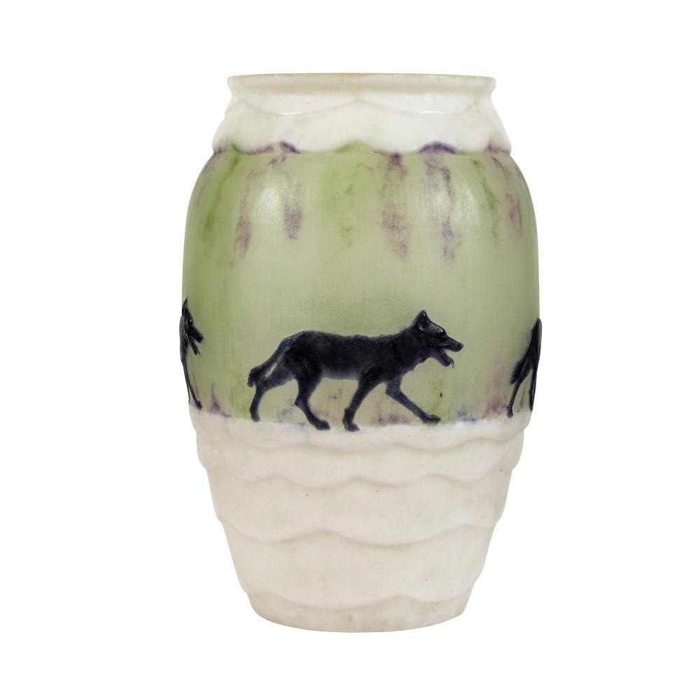 Gabriel Argy-Rousseau (1885-1953) p‰te-de-verre vase