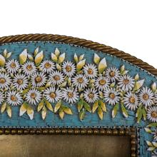 Lot 68: A Fine Italian Micromosaic Picture Frame, 19th Century