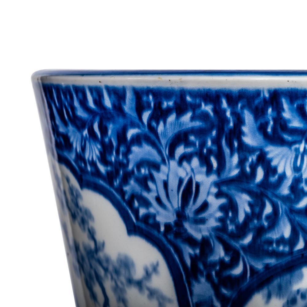 Lot 89: Chinese Blue and White Porcelain Vase