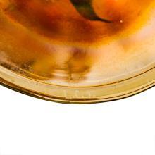 Lot 98: Tiffany Studios, Favrile Glass Floriform Vase