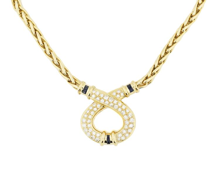 18K ITALIAN NECKLACE