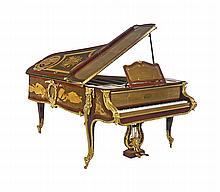 JOSEPH-EMMANUEL ZWIENER FL. AN IMPORTANT GRAND PIANO