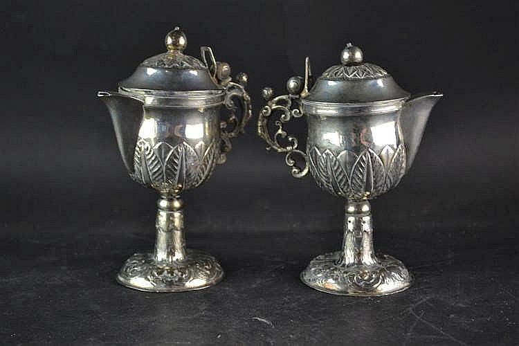 Zilveren ampullen