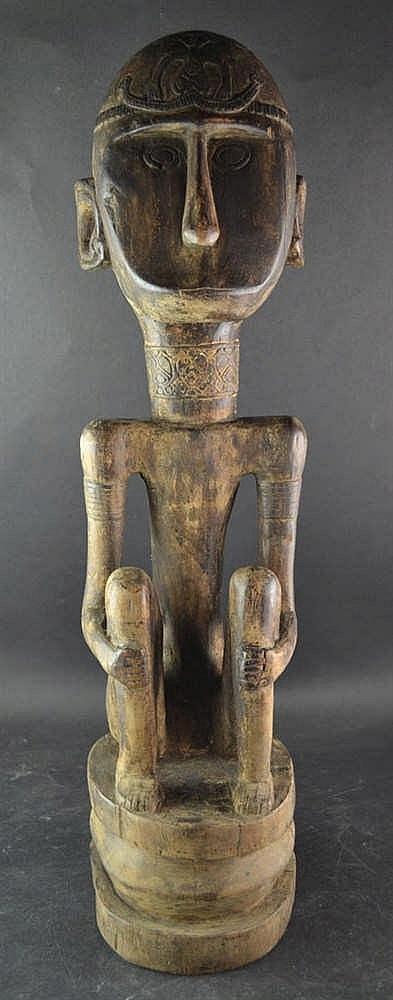Nieuw Guinea beeld