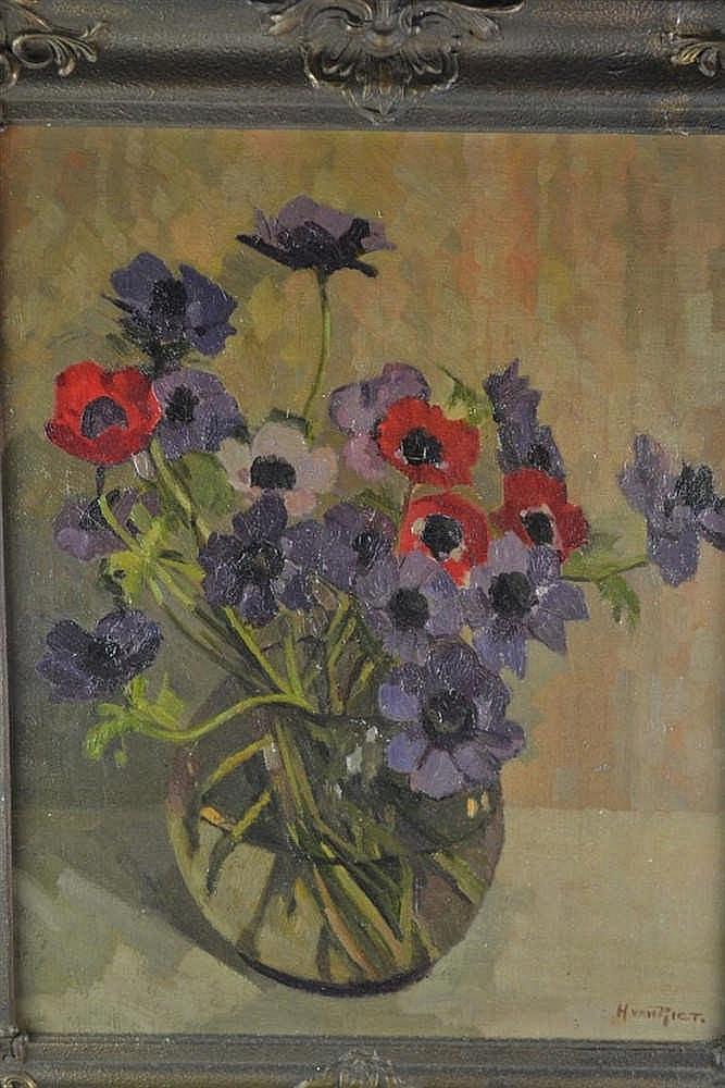 H van Piet - Schilderij