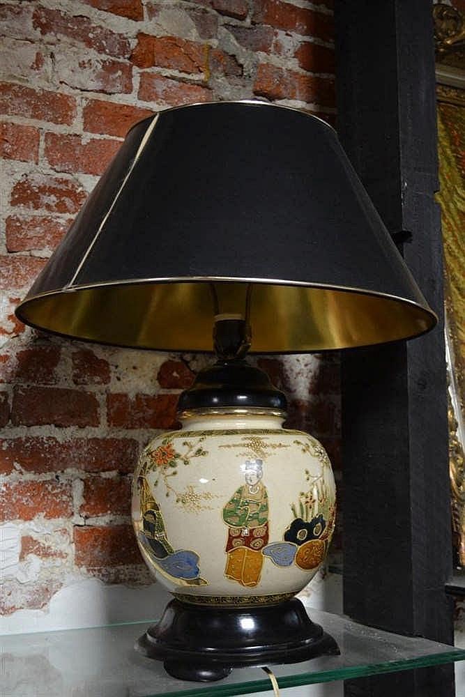 Satsuma lampenvoet