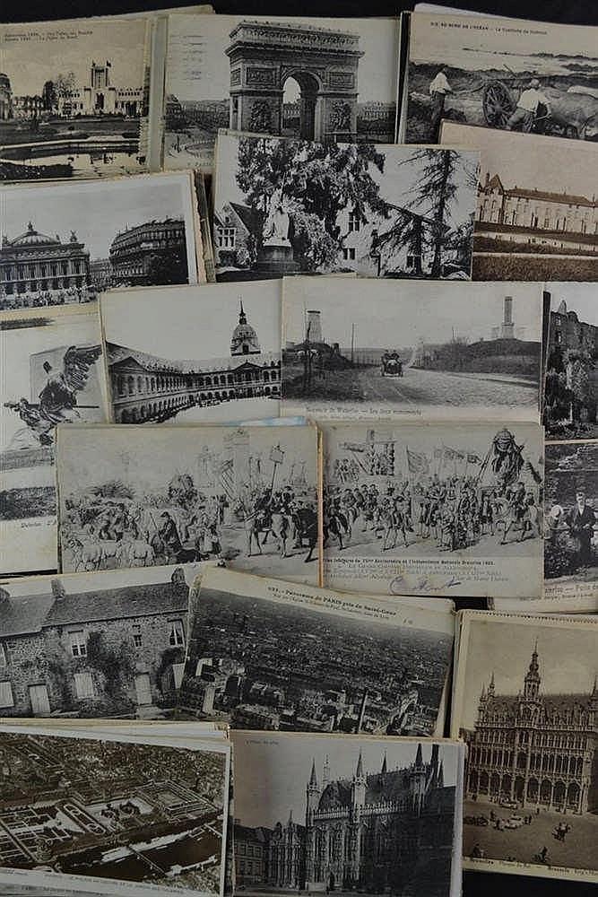 Ansichten - Belgie/frankrijktopografie