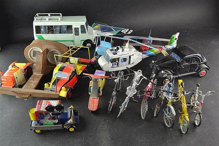Afrikaans gerecycled speelgoed