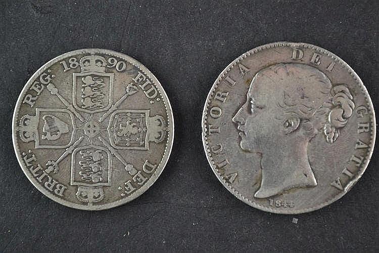 Victoria England 2 munten