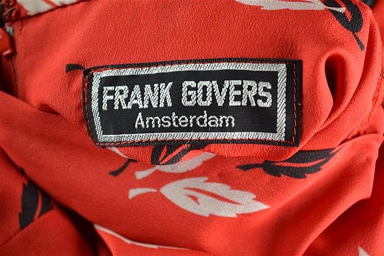 frank Grovers jurk