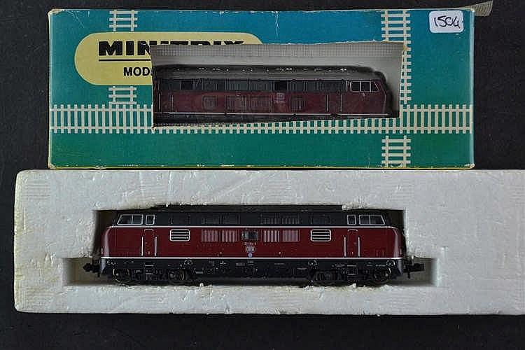 Minitrix 2959