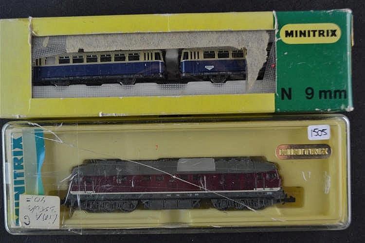 Minitrix 12845