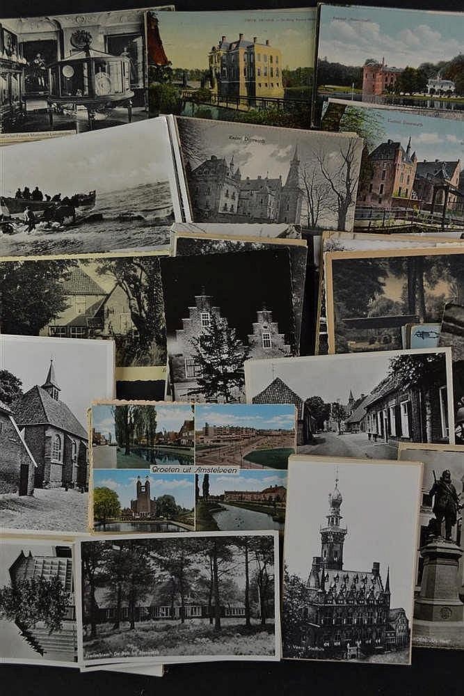Ansichten - Nederland topgrafie