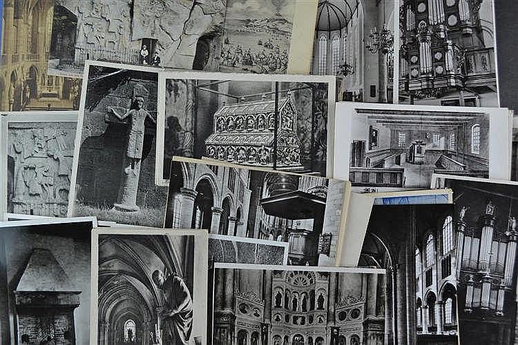 Ansichten - Kerken en interieurs