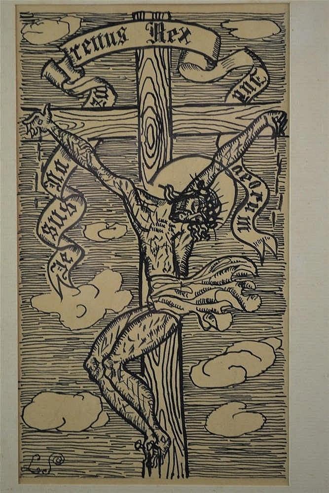Charles Eyck - Tekening
