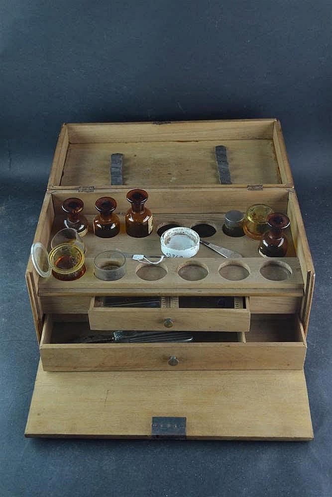 Huisbezoek laboratorium