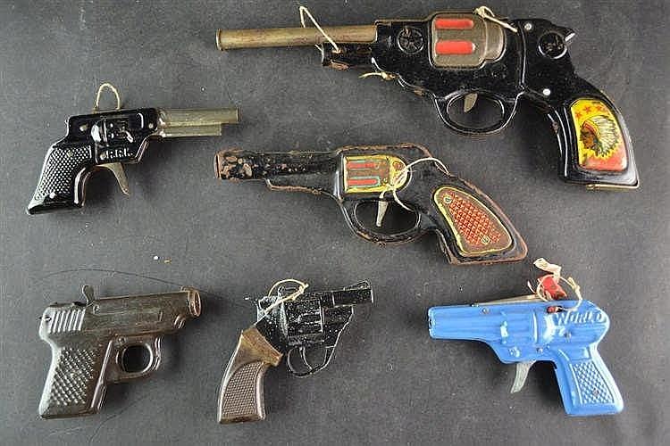 Speelgoed pistolen