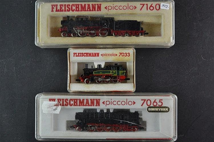 Fleischmann piccolo 7160