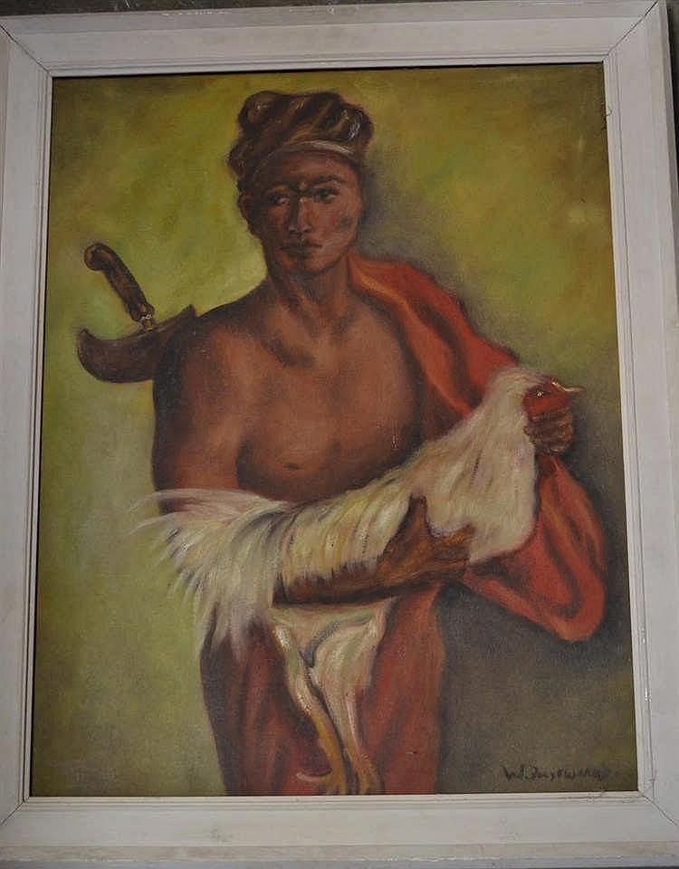 Indisch schilderij
