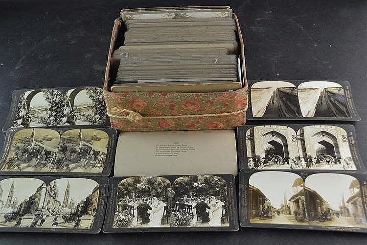 Collectie stereofoto's