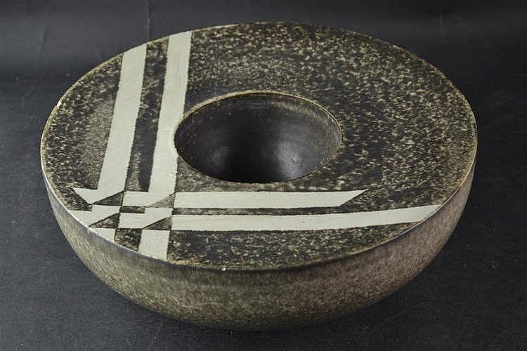 Moderne keramische kom