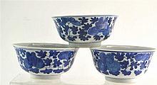 (Asian antiques) Bowls