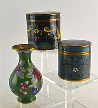 (Asian antiques) Cloissone