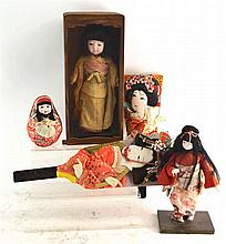 (Asian antiques) Lot Japanese