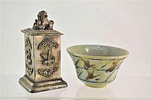 (Asian antiques) Lot