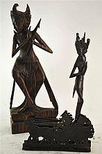 (Indonesian Art) Sculptures